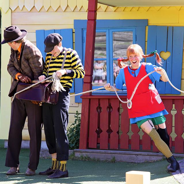 Pippi Longstocking Astrid Lindgrens Värld
